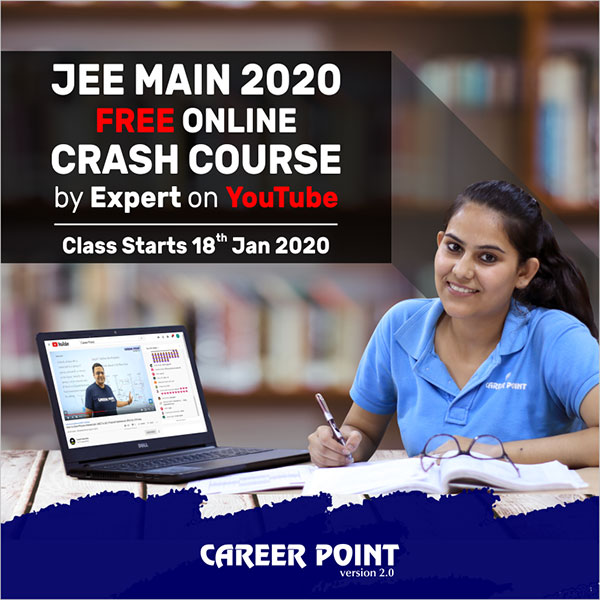 jee main crash course