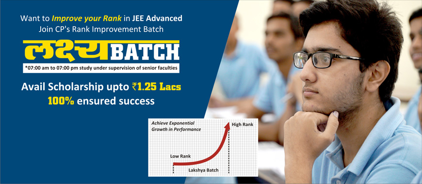 100% Success Rate for Lakshya Batch